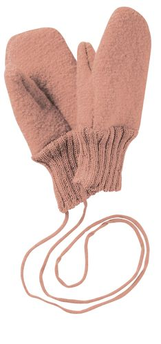 Disana Wollwalk Handschuhe rose