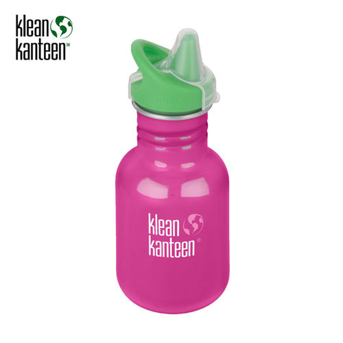 Kid Kanteen Trinkflasche Sippy Cap 355 ml Wild Orchid