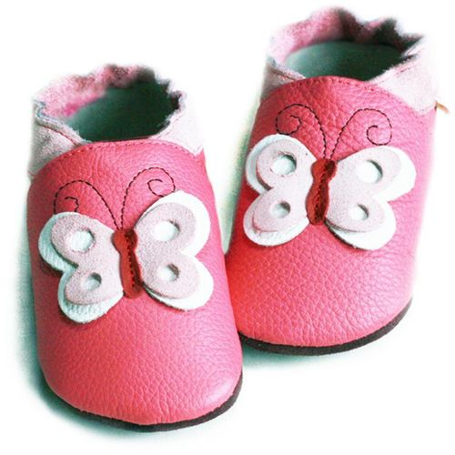 Liliputi Soft Baby Shoes Butterfly