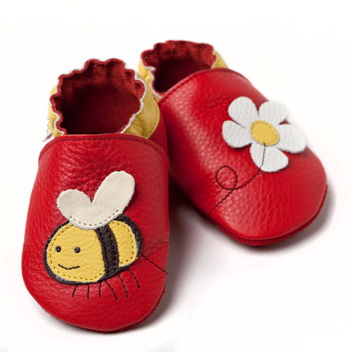 Liliputi Soft Baby Shoes Little Bee