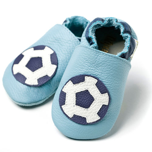 Liliputi Soft Baby Shoes Soccer