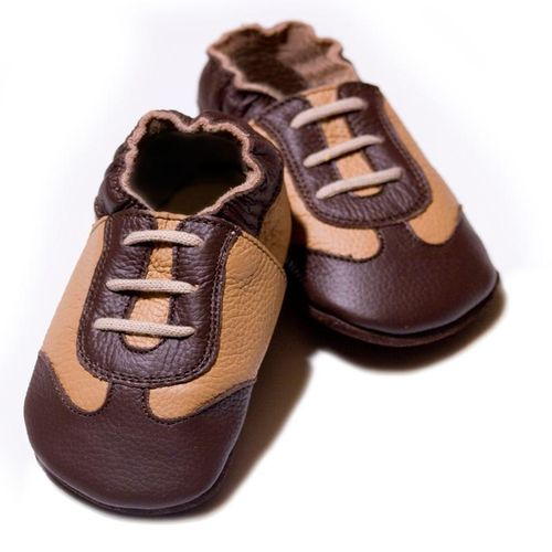 Liliputi Soft Baby Shoes Sport brown