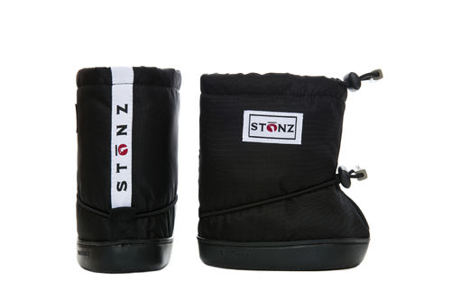 Stonz Booties Black