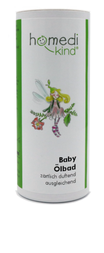 Homedi-Kind Babybadeöl 100ml
