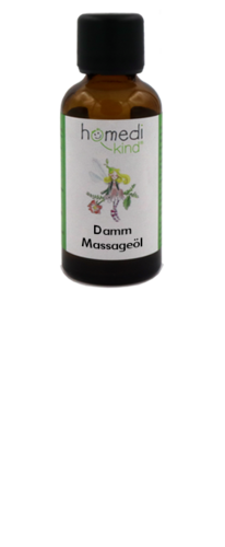 Homedi-Kind Damm Massageöl 20ml