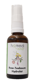 Homedi-Kind Rosen-Teebaum Hydrolat 55ml