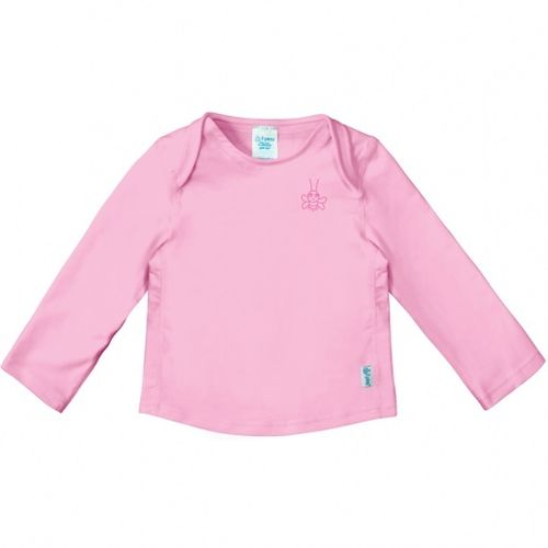 I Play Rashguard UV-Shirt light Pink