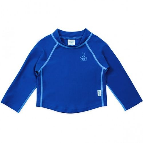 I Play Rashguard UV-Shirt royal Blue