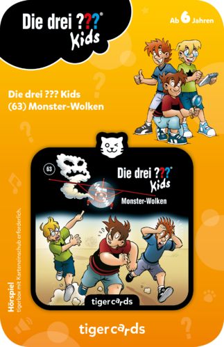 Tigerbox Tigercard: ??? Kids: Monster-Wolken